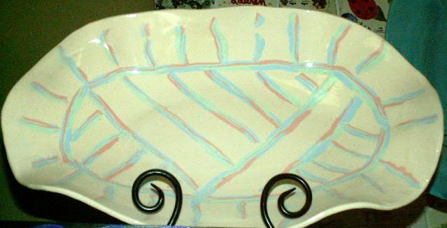 inlaid clay platter.JPG